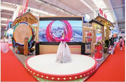 연변주, 제12회 중국-동북아박람회에서 풍성한 성과 거두어